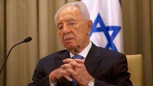 Shimon Peres, Last Powerful Figure of Israel Dies of Massive Stroke – The End of An Era