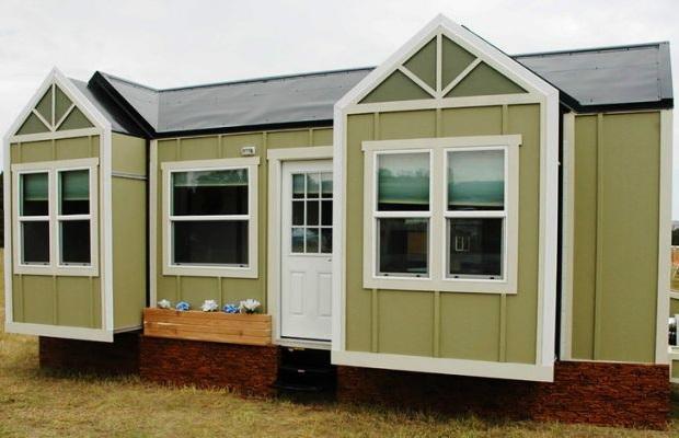Tiny Idahomes Custom Tiny House