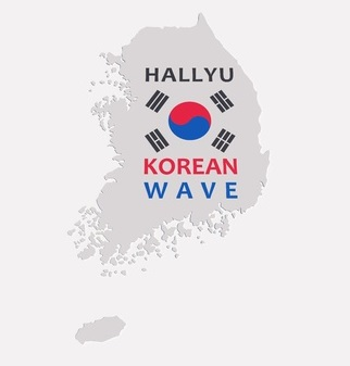 hallyu wave Korean wave (hallyu) refers to the rise of south korea's cultural economy and popularity of korean pop culture, entertainment, music, tv dramas and movies.