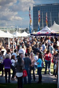 Celebrity Chefs to Convene at the 13th Annual San Diego Bay Wine + Food Festival