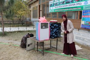 Fridge without electricity introduced first time in Chitral