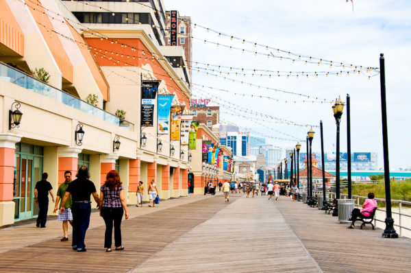 Atlantic City, Boardwalk