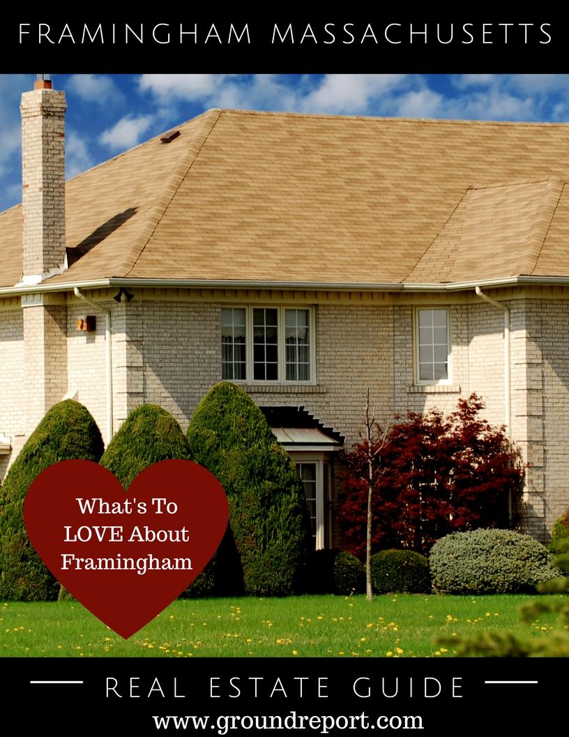 Framingham Massachusetts Real Estate Guide