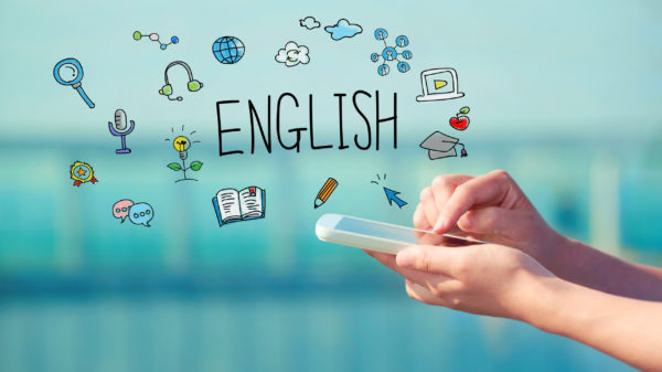 Hammer in the Habit of Speaking English Within Your Kids