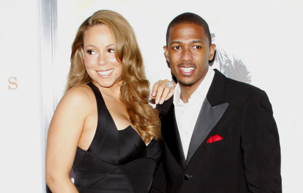 """Mariah Carey and Nick Cannon at the AFI FEST 2009 Screening of """""""
