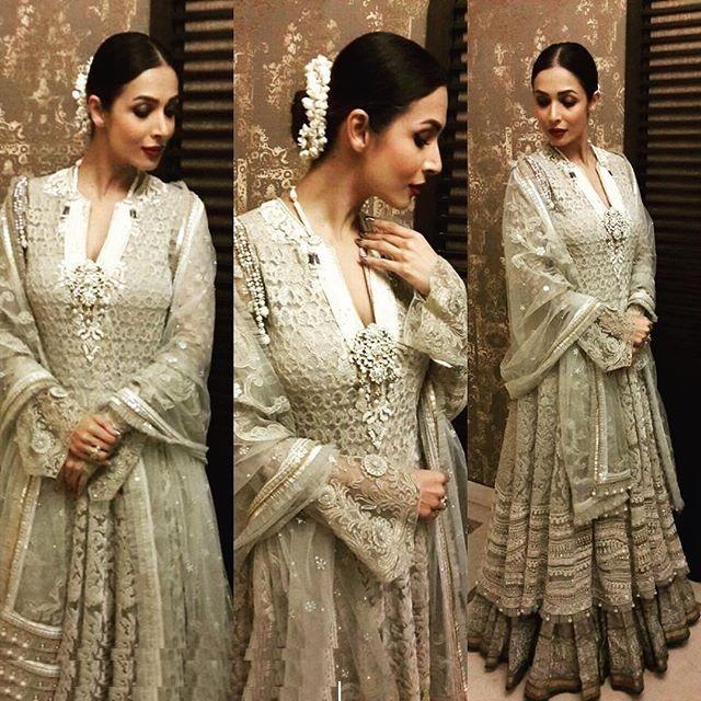 Malaika Arora adorning elegance