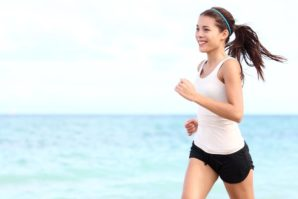 Staying in Shape Through Running