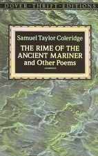 """""""The Rime of the Ancient Mariner and Other Poems"""" by Samuel Taylor Coleridge"""