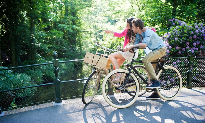 Bike Tour Of Central Park