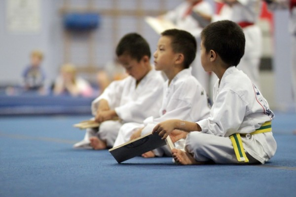 The Top Benefits of Martial Arts for Children