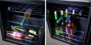 Built-In Wine Fridge
