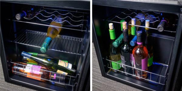Built-In Wine Fridge