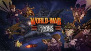 World War Toons art.