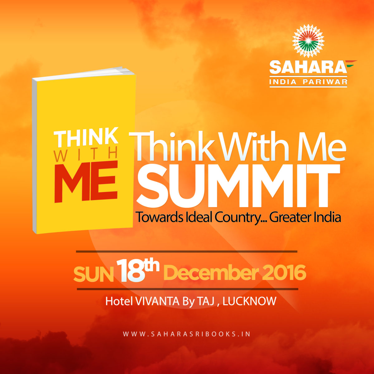 sahara summit 2016 think with me