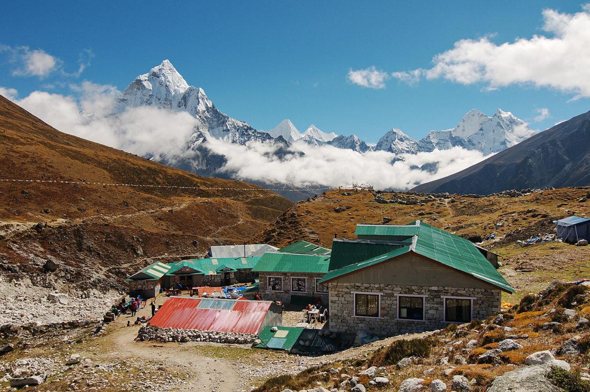 Everest Baes Camp Trek