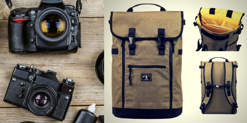 Camera and travel bags