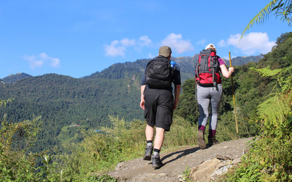 nepal trekking for beginners