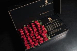 Courtesy Roseshire Luxury Rose Delivery