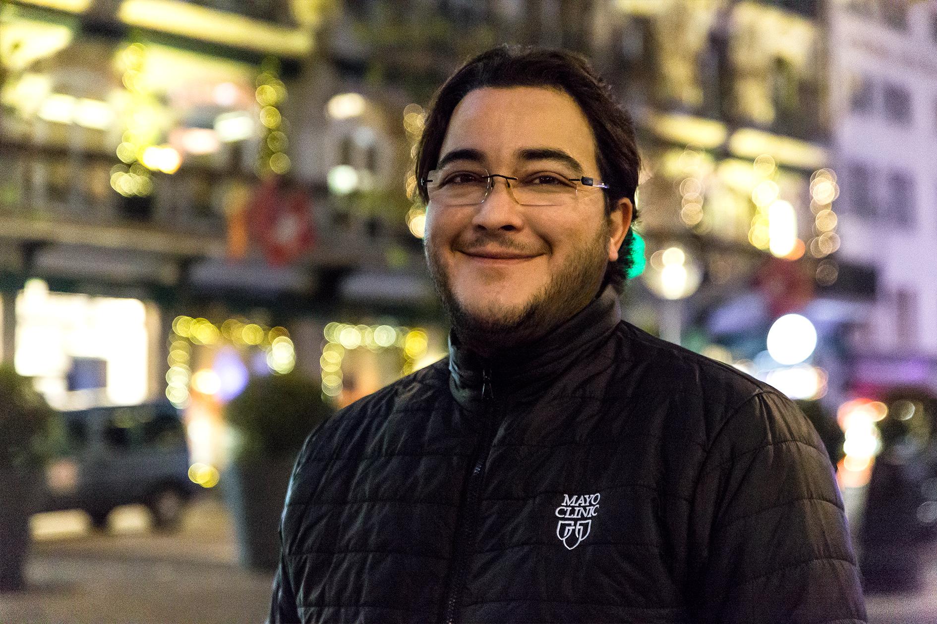 Tarek Obaid founder of EDOF