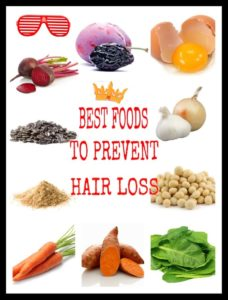 Top Six Nutrients that Will Prevent Early Loss of Hair
