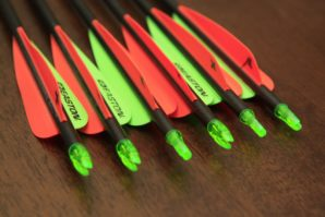 Types of Arrows and Fletchings