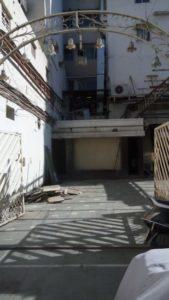 Hotel Surya Indore building illegal