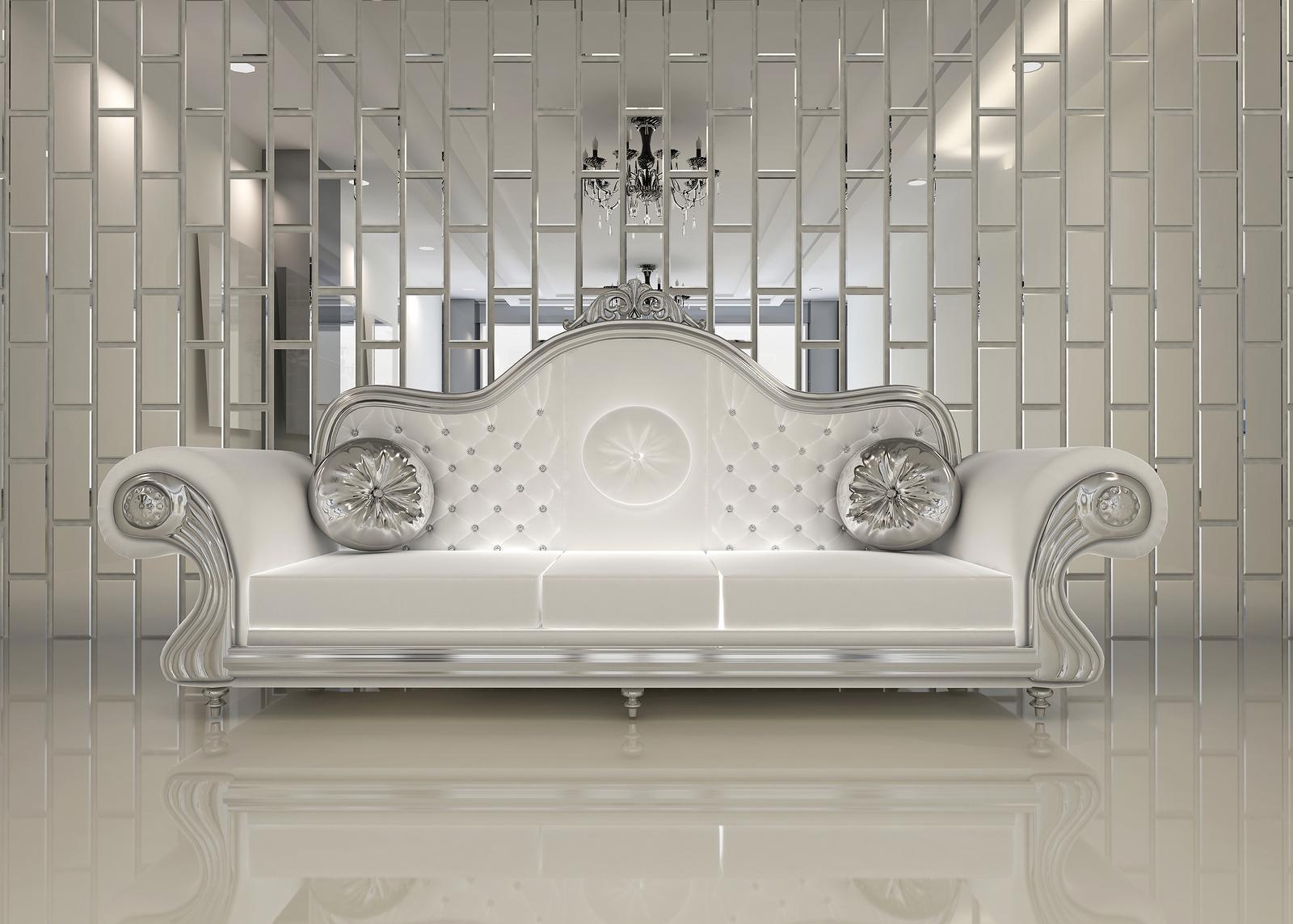 Baker Furniture Sofa Bed