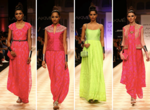 Anita Dongre's Magical LFW Moments—What's In Store This Year For The Grand Finale?