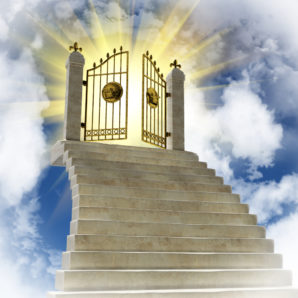 Social Media and Life Everlasting Pearly Gates