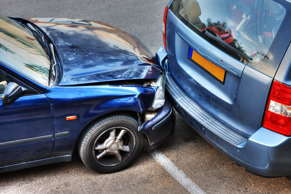 drivers take these actions immediately after experiencing a car