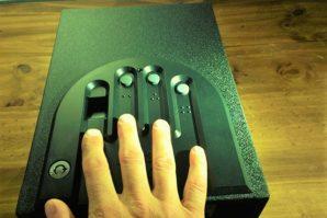 Gunvault GVB1000 Mini Vault Biometric Gun Safe