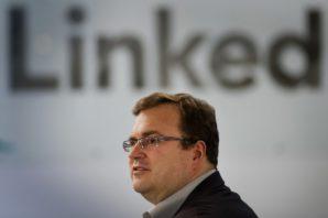 LinkedIn chairman and co-founder Reid Hoffman