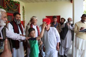 A large number of people joined ANP
