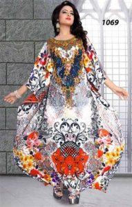 Modern Kaftan Dress Plus Size Boutique Online
