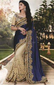 New Bridal Saree Designs