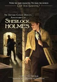 """Adventures of Sherlock Holmes"" by Arthur Conan Doyle"