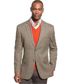 neutral blazer for men