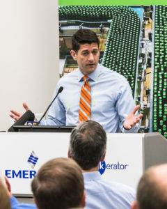 Paul Ryan: Keep Russia investigation with FBI