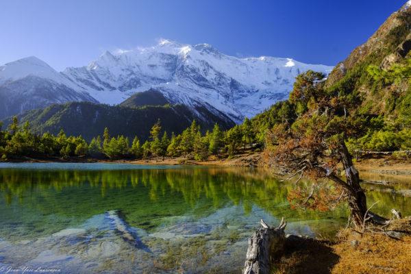 Annapurna Himalaya region