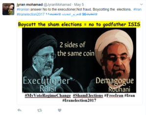 VIDEO CLIPS ON IRAN'S SHAM ELECTION