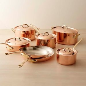 Top 10 Copper Cookware For Glass Top Stove