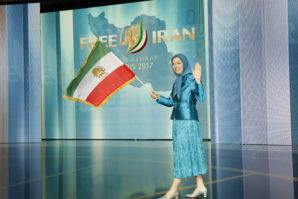 Excerpts From Maryam Rajavi's Speech At Free Iran Event In Paris