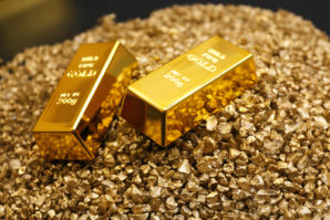 Geopolitical Factors Prompt Buying in Gold
