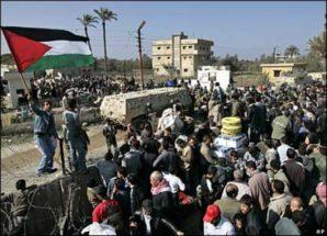 Egypt Overwhelmed by Gaza Border Breach