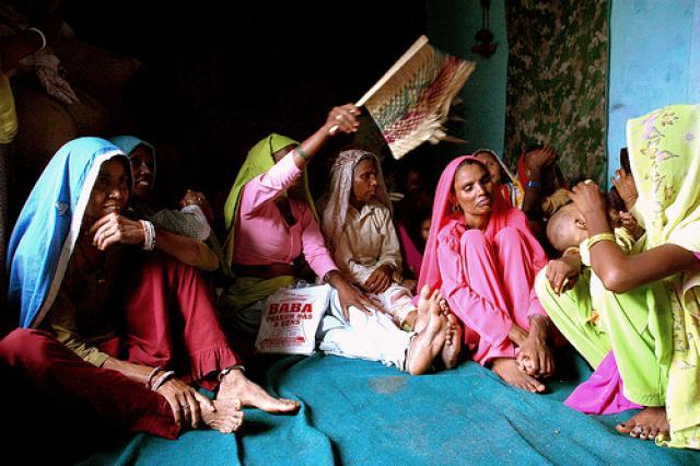 human trafficking in india pdf