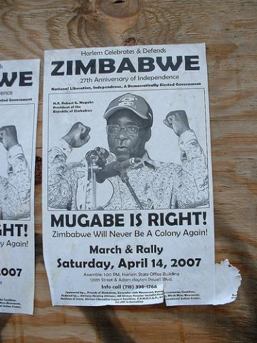 Choice Of Mugabe As Who Envoy Shocks Human Rights Groups
