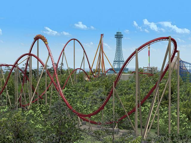 Island Park Amusement Park Easto Pa