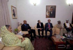 Hasina readies cabinet portfolios