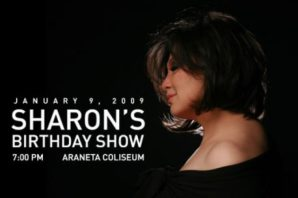 Get Sharon Cuneta's  Birthday Concert Ticket for FREE!