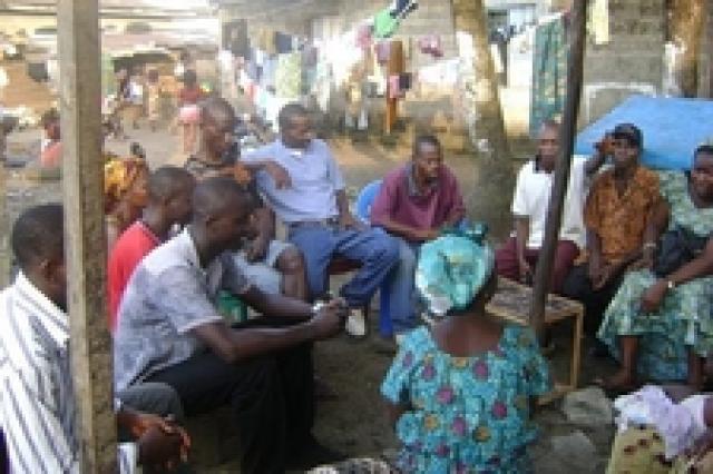 Liberian traditional wedding gifts